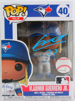 Vladimir Guerrero Jr. Signed MLB #40 Funko Pop! Vinyl Figure (JSA Hologram) at PristineAuction.com