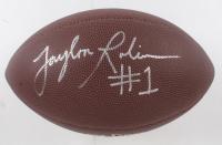 Jaylon Robinson Signed Full-Size NFL Football (JSA COA) at PristineAuction.com