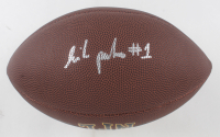 Isaih Pacheco Signed Full-Size NFL Football (JSA COA) (See Description) at PristineAuction.com