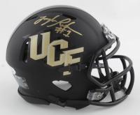 Jaylon Robinson Signed UCF Knights Mini-Helmet (JSA COA) at PristineAuction.com