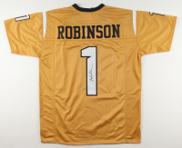 Jaylon Robinson Signed Jersey (JSA COA) at PristineAuction.com