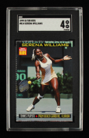 Serena Williams 1999 Sports Illustrated for Kids II #814 RC (SGC 4) at PristineAuction.com