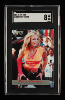 Britney Spears 2001 Sports Illustrated for Kids #43 Singer / Dancer RC (SGC 8) at PristineAuction.com