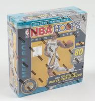 2019-20 NBA Hoops Premium Stock Basketball Mega Box with (10) Packs at PristineAuction.com