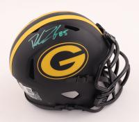 Robert Tonyan Signed Packers Eclipse Alternate Speed Mini Helmet (Beckett Hologram) at PristineAuction.com