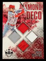 Shohei Ohtani 2019 Diamond Kings Diamond Deco #6 at PristineAuction.com