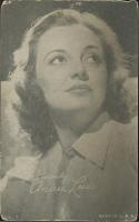 Vintage 1930s Andrea Leeds Postcard (See Description) at PristineAuction.com