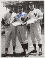 Yogi Berra Signed Yankees 8x10 Photo (Schulte Hologram) at PristineAuction.com
