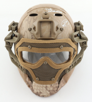 """Robert O'Neill Signed Navy SEAL Tactical Helmet Inscribed """"The Operator"""" (PSA COA) (See Description) at PristineAuction.com"""