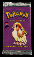 2000 Pokemon TCG - Base Set 2 Series Booster Pack with (11) Cards at PristineAuction.com