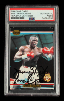 """James """"Buster"""" Douglas Signed 1991 Ringlords #3 (PSA Encapsulated) at PristineAuction.com"""