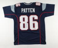 "David Patten Signed Jersey Inscribed ""3x SB Champ"" (JSA COA) at PristineAuction.com"
