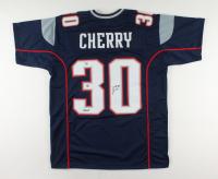 "JeRod Cherry Signed Jersey Inscribed ""3x SB Champ"" (JSA COA) at PristineAuction.com"