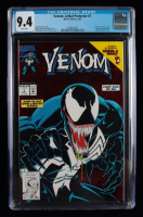 """1993 """"Venom: Lethal Protector"""" Issue #1 Marvel Comic Book (CGC 9.4) at PristineAuction.com"""