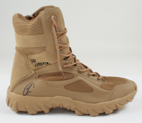 """Robert J. O'Neill Signed Navy SEAL Tactical Boot Inscribed """"The Operator"""" (PSA COA) at PristineAuction.com"""