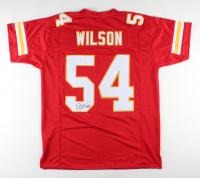 Damien Wilson Signed Jersey (JSA COA) at PristineAuction.com