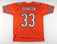 Jaylon Johnson Signed Jersey (Beckett Hologram) (See Description) at PristineAuction.com