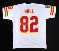 Dante Hall Signed Jersey (JSA COA) at PristineAuction.com