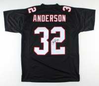 Jamaal Anderson Signed Jersey (JSA COA) at PristineAuction.com