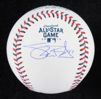 Shane Bieber Signed OML 2019 All-Star Game Baseball (Beckett Hologram) at PristineAuction.com