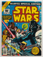 """1977 """"Marvel Special Edition: Star Wars"""" Issue # 2 Marvel Comic Book at PristineAuction.com"""