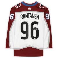 Mikko Rantanen Signed Avalanche Jersey (Fanatics Hologram) at PristineAuction.com