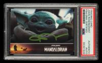 John Rosengrant Signed 2019 Star Wars The Mandalorian The Child Trading Card (PSA Encapsulated) at PristineAuction.com