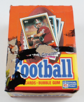 1988 Topps Football Wax Box with (36) Packs at PristineAuction.com