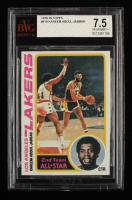 Kareem Abdul-Jabbar 1978-79 Topps #110 (BVG 7.5) at PristineAuction.com
