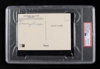 Charley Trippi Signed Hall Of Fame Postcard (PSA Encapsulated) at PristineAuction.com
