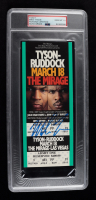 """Mike Tyson Signed """"The Mirage"""" Original $400 Boxing Ticket (PSA Encapsulated) at PristineAuction.com"""