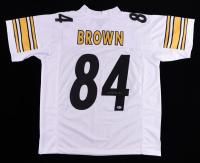 Antonio Brown Signed Jersey (Beckett COA) (See Description) at PristineAuction.com
