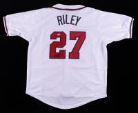 Austin Riley Signed Jersey (Beckett Hologram) (See Description) at PristineAuction.com