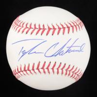 Tyler Chatwood Signed OML Baseball (LOJO COA) at PristineAuction.com