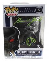 "Brian A. Prince Signed ""The Predator"" #620 Fugitive Predator Funko Pop! Vinyl Figure with Hand-Drawn Sketch (JSA COA) at PristineAuction.com"