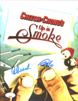 """Tommy Chong & Cheech Marin Signed """"Up In Smoke"""" 8x10 Photo (JSA COA) at PristineAuction.com"""