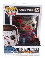 "James Jude Courtney Signed ""Halloween"" #622 Michael Myers Funko Pop! Vinyl Figure (JSA COA) at PristineAuction.com"