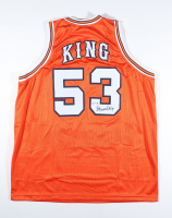 Bernard King Signed Jersey (PSA COA) at PristineAuction.com