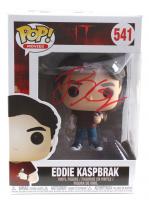 "Jack Dylan Grazer Signed ""IT"" #541 Eddie Kaspbrak Funko Pop! Vinyl Figure (JSA COA) at PristineAuction.com"