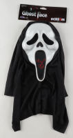 "Courteney Cox Signed ""Scream"" Ghost Face Mask (ACOA LOA) at PristineAuction.com"