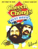 "Tommy Chong & Cheech Marin Signed ""Cheech & Chong's Next Movie"" 8x10 Photo (JSA COA) at PristineAuction.com"