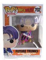 "Eric Vale Signed ""Dragon Ball Z"" #702 Future Trunks Funko Pop! Vinyl Figure (JSA COA) at PristineAuction.com"
