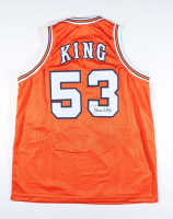 Bernard King Signed Jersey (PSA COA) (See Description) at PristineAuction.com