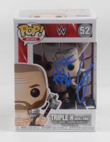 "Triple H Signed ""WWE"" #52 Skull King Funko Pop Vinyl Figure (ACOA LOA) at PristineAuction.com"