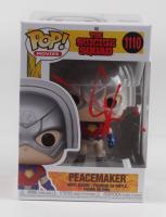 "John Cena Signed ""The Suicide Squad"" #1110 Peacemaker Funko Pop Vinyl Figure (Beckett Hologram) (See Description) at PristineAuction.com"