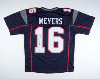 Jakobi Meyers Signed Jersey (Beckett COA) at PristineAuction.com
