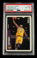 Kobe Bryant 1996-97 Collector's Choice Los Angeles Lakers #LA2 RC (PSA 8) at PristineAuction.com