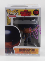 "Idris Elba Signed ""The Suicide Squad"" #1109 Bloodsport Funko Pop Vinyl Figure (Beckett Hologram) (See Description) at PristineAuction.com"