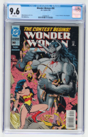 """1994 """"Wonder Woman"""" Issue #90 D.C. Comic Book (CGC 9.6) at PristineAuction.com"""