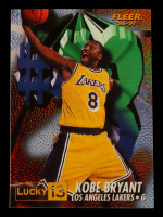 Kobe Bryant 1996-97 Fleer Lucky 13 #13 RC at PristineAuction.com
